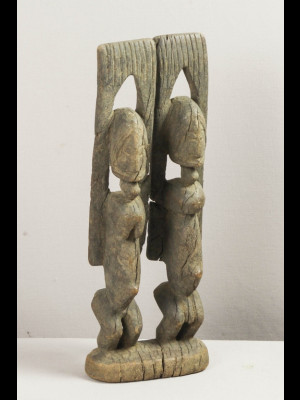 Dogon couple (Mali)