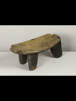 Old stool from Burkina Faso