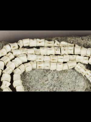 134 fish bone beads
