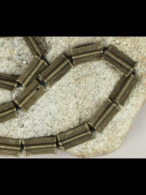 20 brass beads