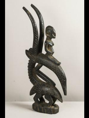 Bambara brest mask (Tchiwara - Mali)