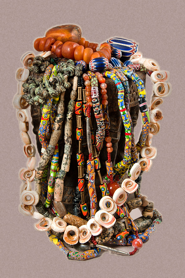 Bronzes Jewelry Beads Masks African Art From Mali And